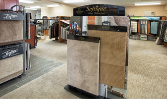 Murley's Floor Covering showroom
