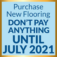 Special Financing - No payments until JULY 2021 - at Murley's Floorcovering in Kennewick.