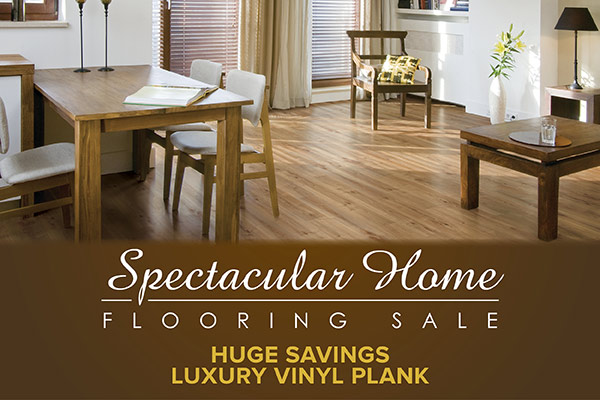 Luxury Vinyl Plank - Starting at $1.49 SQ. FT. at Murley's Floor Covering LLC!
