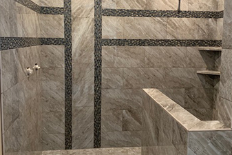 Bathroom project by Murley's Flooring Covering in Kennewick, Washington